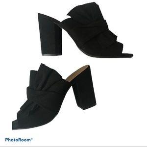 New!! CHRISTIAN SIRIANO block heels